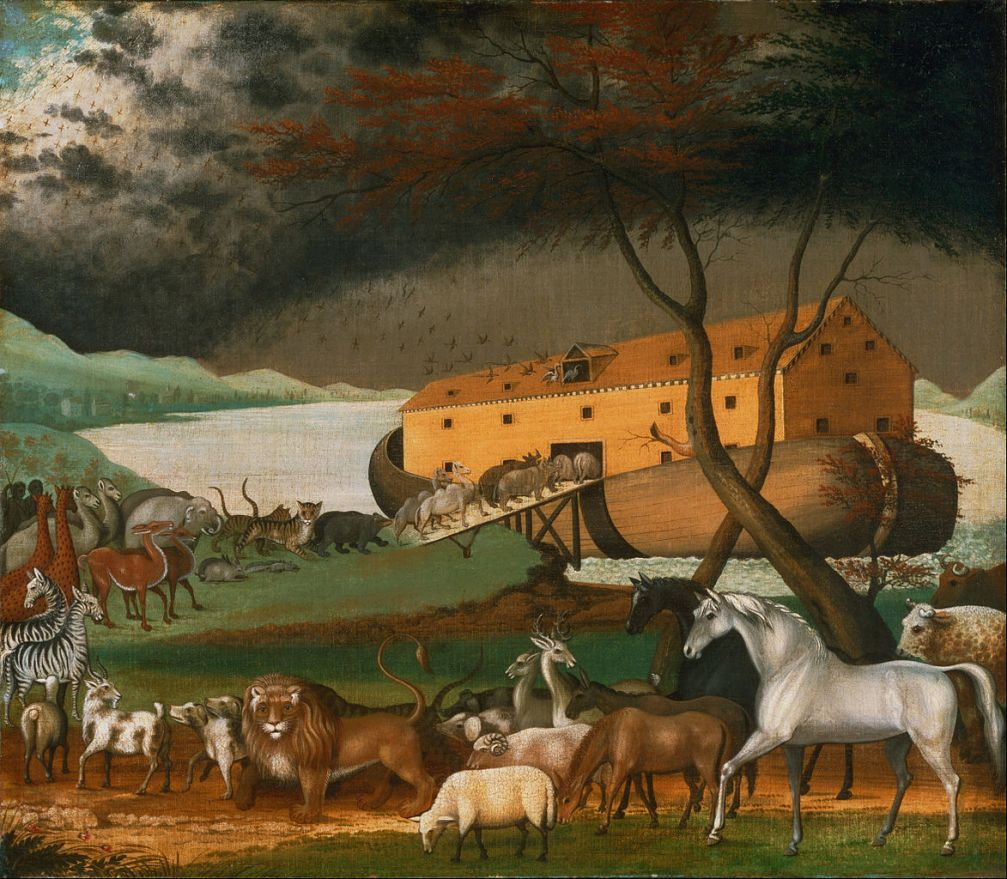 1173px-Edward_Hicks,_American_-_Noah's_Ark_-_Google_Art_Project.jpg